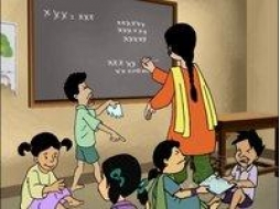 Meena Teacher Hindi - This is a Graphiti Production