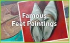 Famous Feet Paintings